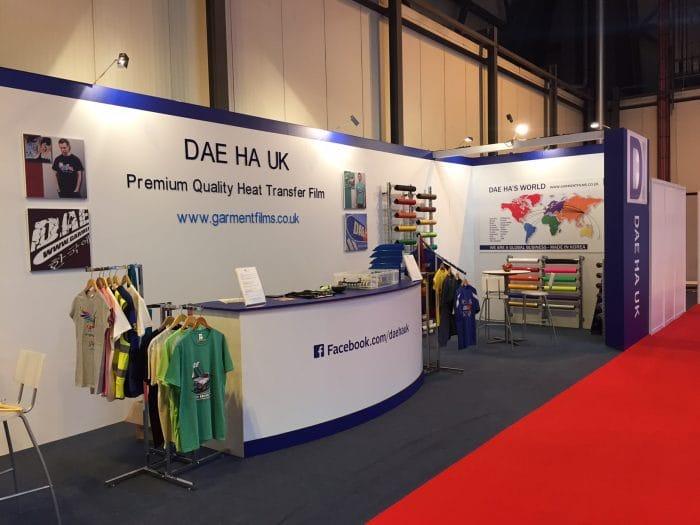 Dae Ha UK - Stand 2015