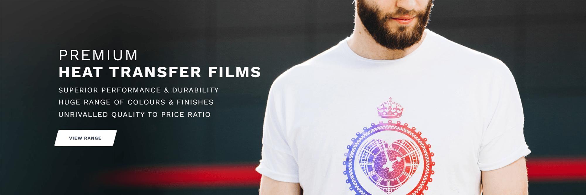 Premium Heat Transfer Films